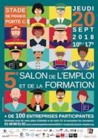 Salon de l'emploi et de la formation 20092018